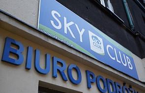 Touroperator Sky Club ogłasza upadłość