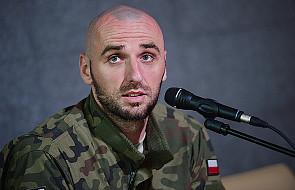 Gortat odznaczony za zasługi dla wojska