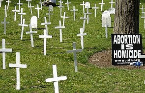 """""""Aborcja to najstraszniejszy holokaust"""""""