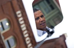 Obama wygrywa z Romneyem w internecie