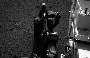 Łazik Curiosity jeździ już po Marsie