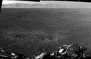 Pierwsze zdjęcia z Czerwonej Planety