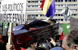 Hiszpania: związkowcy żądają referendum