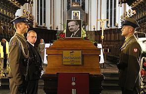 Incydenty na pogrzebie Józefa Szaniawskiego