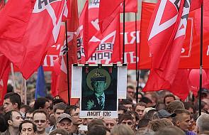 Manifestacja antyputinowska w Moskwie