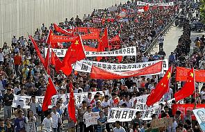 Antyjapońskie protesty w Chinach