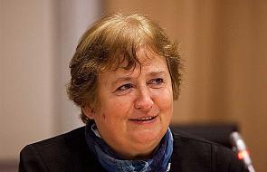 Prof. Zalewska przewodniczącą Rady CERN