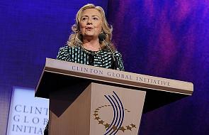 H. Clinton wzywa do walki z biedą na świecie