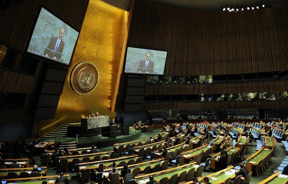 Polska w Radzie Bezpieczeństwa ONZ?