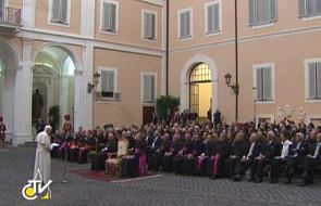 Papież wysłuchał Oratorium Augustinus