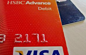 Coraz mniej aktywnych kart kredytowych