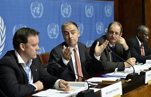 ONZ przedłuża śledztwo w sprawie Syrii