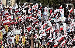 """Ponadpartyjny marsz """"Obudź się Polsko!"""""""