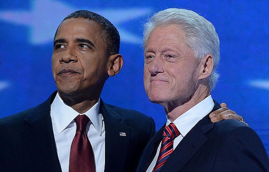 Obama nominowany na kandydata Demokratów
