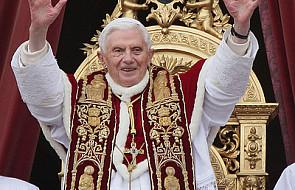 Życzenia noworoczne od Benedykta XVI
