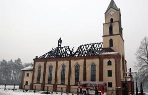 Zbiórka na rzecz odbudowy kościoła w Orzeszu
