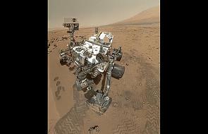 Łazik Curiosity szykuje się do... wiercenia