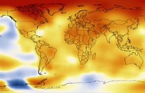 NASA: ocieplenie klimatu się utrzymuje