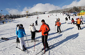 Ferie na stokach narciarskich mijają spokojnie