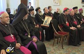 Papież o relacjach z Kościołami Wschodu