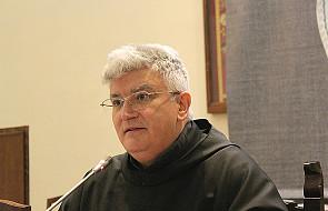 O. Tasca ponownie generałem franciszkanów