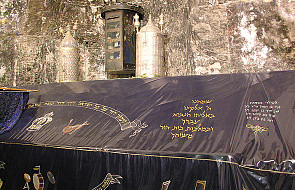 Izrael: wandale przy grobie króla Dawida
