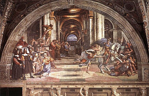 Watykan: Odnowiono Stanzę Heliodora