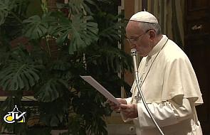 Papież podziękował Rycerzom Kolumba