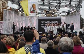 W całym kraju obchodzono XIII Dzień Papieski