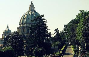 Franciszkańskie motywy w Watykanie