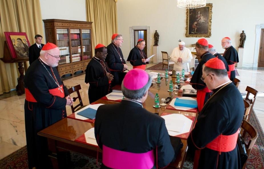 Rada Kardynałów o synodzie i reformie Kurii
