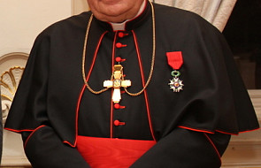 Rozgniewany kardynał Duka ostrzega Czechów