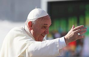 Papież do Polaków: Proście o pokój dla świata!