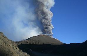 Włochy: Etna znów się obudziła