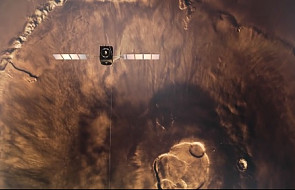 Takiego Marsa jeszcze nie widzieliście