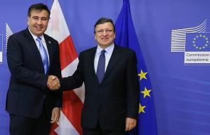 Saakaszwili może podzielić los Tymoszenko?