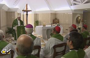 Eucharystia to nie jest spotkanie towarzyskie