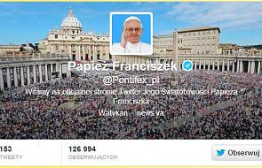 Franciszek na Twitterze o trudnościach i próbach