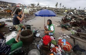 Caritas: Pomóżmy ofiarom tajfunu na Filipinach!