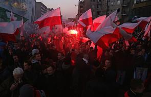 Marsz Niepodległości został rozwiązany