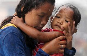 UNICEF: Na Filipinach ucierpiało 4 mln dzieci