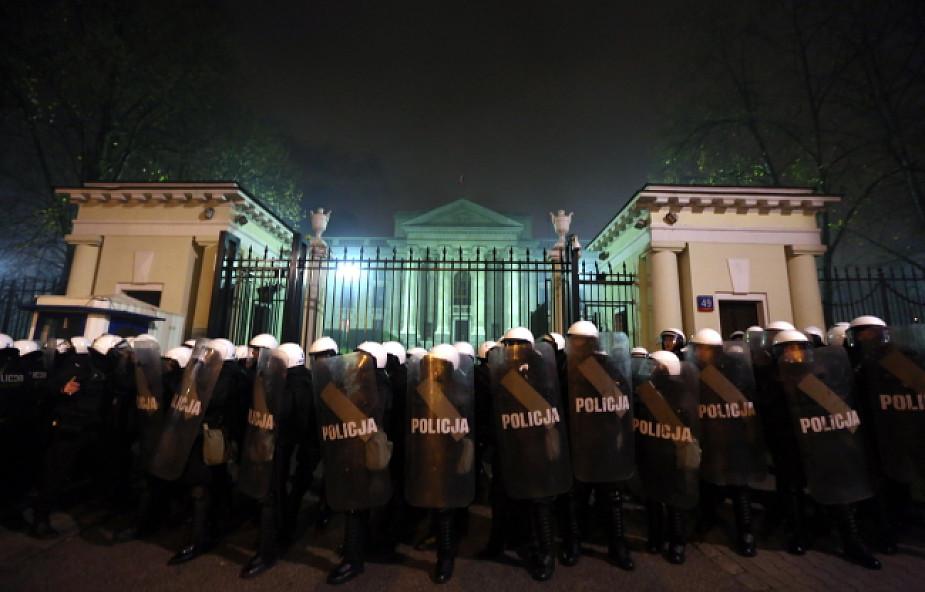 Rosja żąda przeprosin za incyd. pod ambasadą