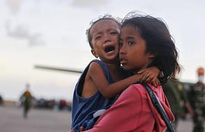 Biskupi proszą o pomoc dla ofiar tajfunu