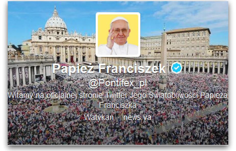 Papież na Twitterze: Troszczcie się o biednych