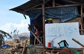 W. Brytania zwiększa pomoc dla Filipin