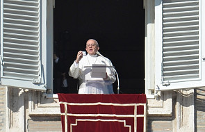 Papież do wiernych: ufajmy Panu