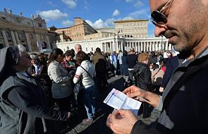 8.5 mln katolików w Rzymie z okazji Roku Wiary