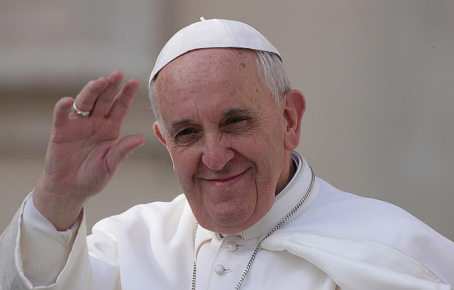Pierwsza adhortacja apostolska Franciszka