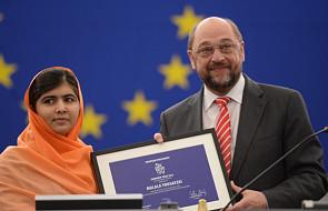 Malala Yousafzai odebrała Nagrodę Sacharowa