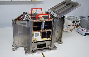 Pierwszy polski satelita już w kosmosie